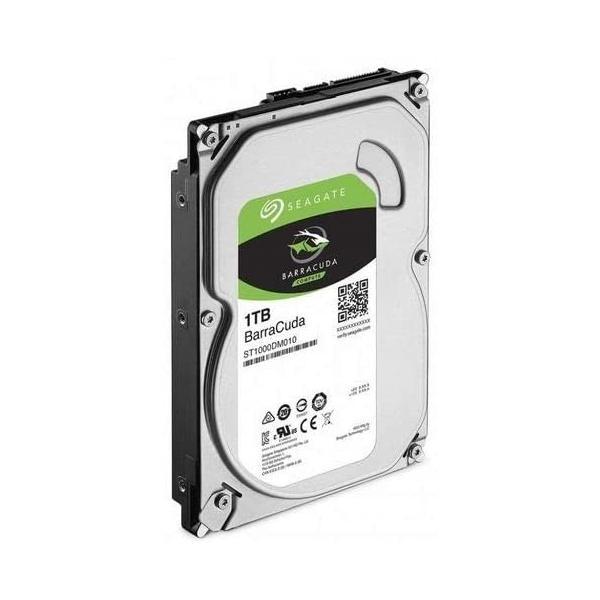 3.5インチ SEAGATE 1TB ST1000DM010  6Gb/s 7200rpm SATA HDD 3.5型内蔵ハードディスク 内蔵HDD★送料無料★【中古】