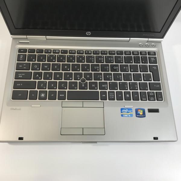 在庫処分 12.5型  HP 2560p  第2世代Corei5 SSD搭載 Win7 or Win10 ノートパソコン|bluesky-eshop|07