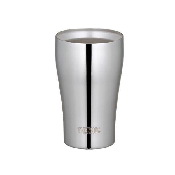 〔THERMOS サーモス〕 真空断熱タンブラー/カップ 〔320ml〕 ステンレスミラー仕上げ 食洗機可 bluestyle