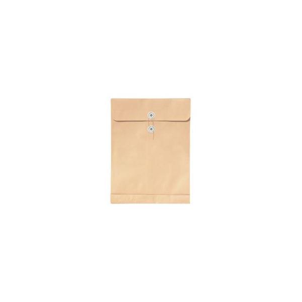 菅公工業 再生紙クラフト エコパッカー角2 120g/m2 ホ088 1パック(100枚)