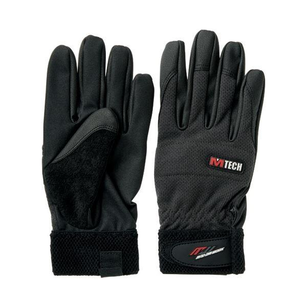 (まとめ)ミタニコーポレーション 合皮手袋 エムテック Mサイズ 209062〔×30セット〕|bluestyle|01