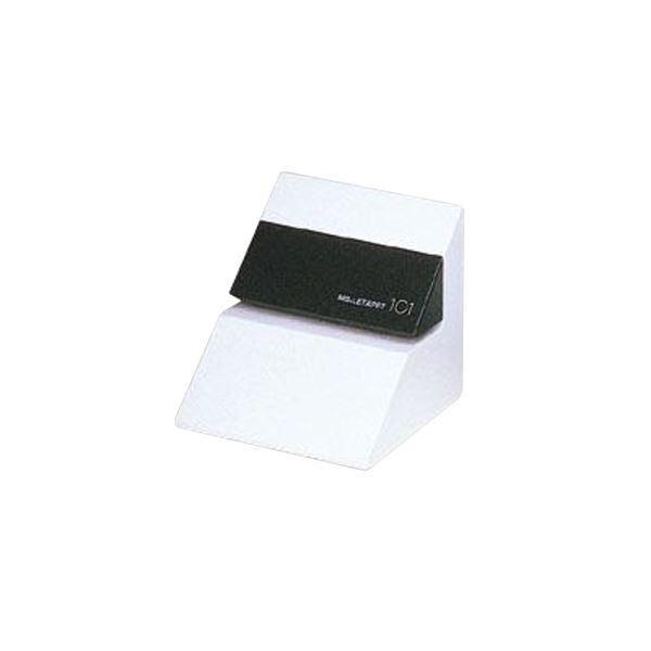 (まとめ)明光商会 MSレタペット ホワイトNO.101 1台〔×3セット〕