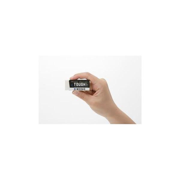 (まとめ)トンボ鉛筆 消しゴム モノタフ EF-TH〔×100セット〕