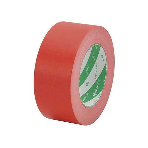(まとめ) ニチバン ハイクラフトテープ No.321WC 赤 幅50mm×長50m 〔×10セット〕