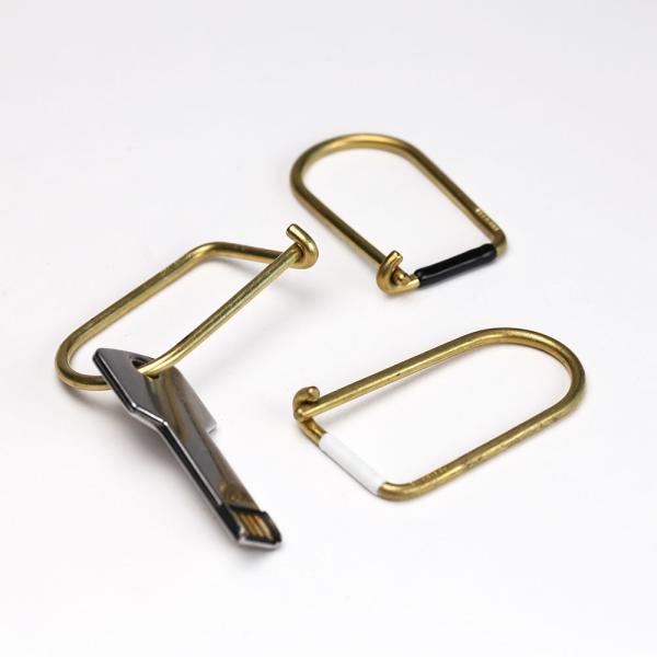 CRAIGHILL / Wilson Keyring (Brass)【メール便可 5点まで】【クレイグヒル/ウィルソンキーリング/ブラス/key holder/key ring/キーホルダー/USA/真鍮】[113699