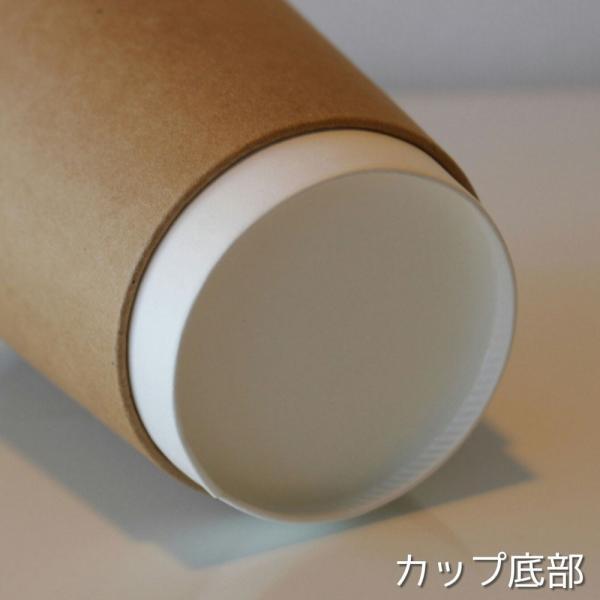 紙コップ 蓋付き 断熱クラフト2重9オンス 紙カップ &ホット用黒蓋 100個セット EC15 bmt-store 07