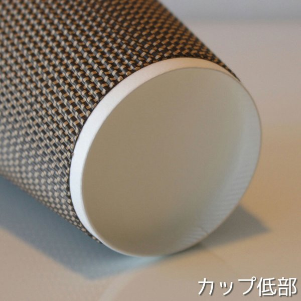 テイクアウト 紙コップ 断熱ゼブラ二重10オンス 紙カップ|bmt-store|05