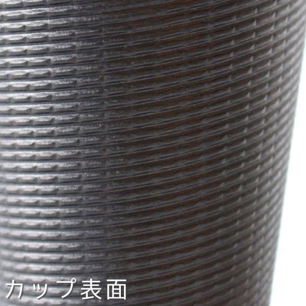 テイクアウト 紙コップ 断熱エコブラック16オンス 紙カップ 500個|bmt-store|05