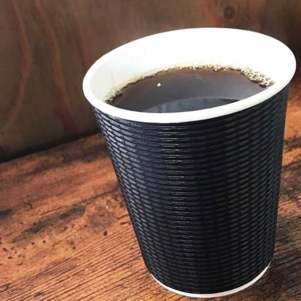 テイクアウト 紙コップ 断熱エコブラック16オンス 紙カップ 500個|bmt-store|09