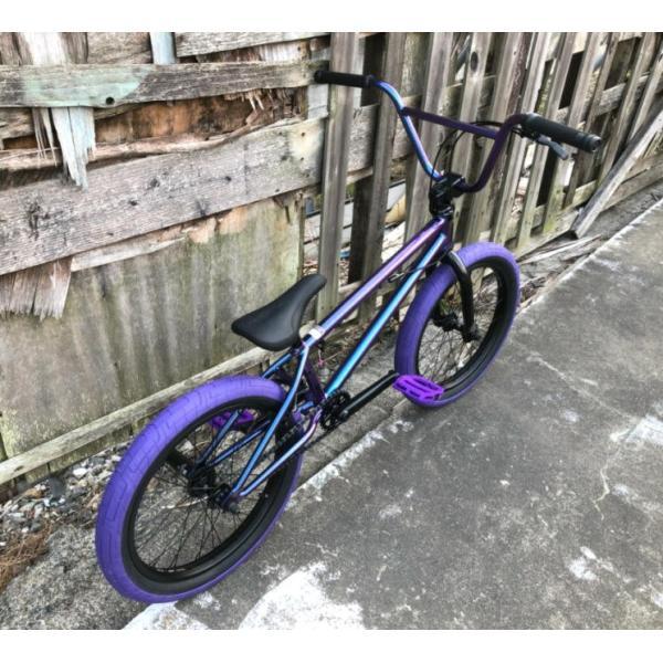限定FACTORY CUSTOM BMX STREET ATRO STYLE WETHEPEOPLE  VERSUS GALACTIC PURPLE bmx-source 03