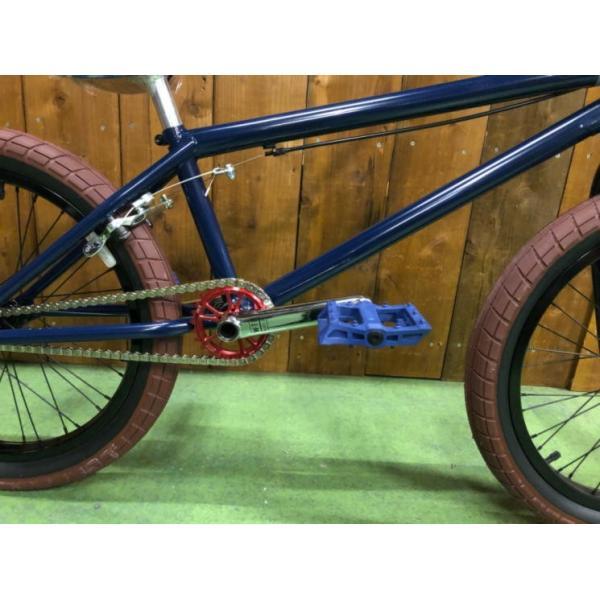 限定FACTORY FULLCUSTOM BMX STREET 20インチ ATRO STYLE BSD PASSENGER FREECOASTER STREET MIDNIGHT BLUE bmx-source 06