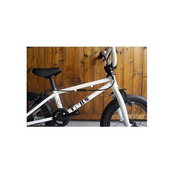 限定別注カラー 完全組み立てすぐに乗れます 自転車 BMX 子供 14インチ キッズバイク  TNB PLUG 14  ATRO-STYLE CANDY-RED|bmx-source|06
