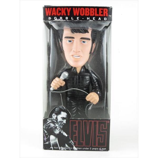 エルヴィス・プレスリー'68FUNKO(ファンコ)WackyWobbler(ワッキーワブラー)バブルヘッド