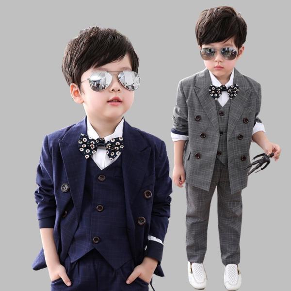 c8b5df6743242 子供スーツ キッズ フォーマル 男の子スーツ 入学式入園スーツ こどもスーツ 卒業式 スーツ 入学 ...