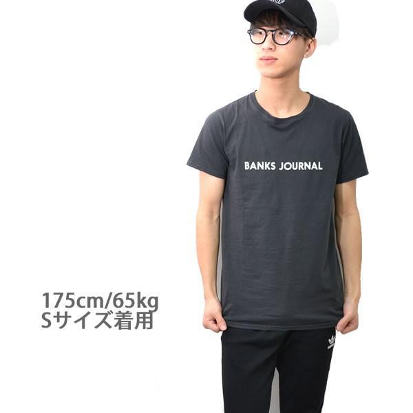 シャツバンクス【BANKS】WTS0227 LABEL TEE(MENS) 半袖 Tシャツ ロゴ シンプル メンズ 人気|bobsstore|04