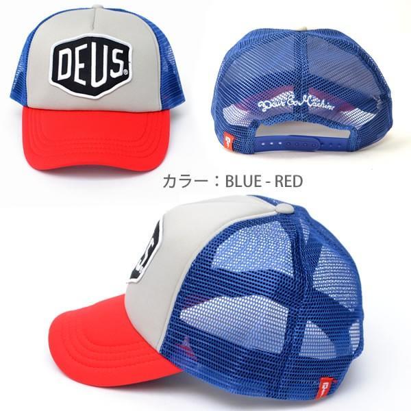 デウスエクスマキナ DEUS EX MACHINA メッシュ キャップ ストリート 帽子  DM 07875 BAYLANDS TRUCKER|bobsstore|04