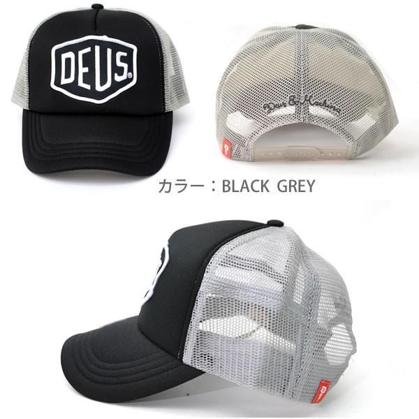 デウスエクスマキナ DEUS EX MACHINA メッシュ キャップ ストリート 帽子  DM 07875 BAYLANDS TRUCKER|bobsstore|05
