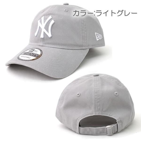 NEW ERAニューエラ 9TWENTY 920 ニューヨーク・ヤンキース ブラック ホワイト チャコール キャメル 帽子 メンズ レディース 【ネコポスのみ送料無料】|bobsstore|05
