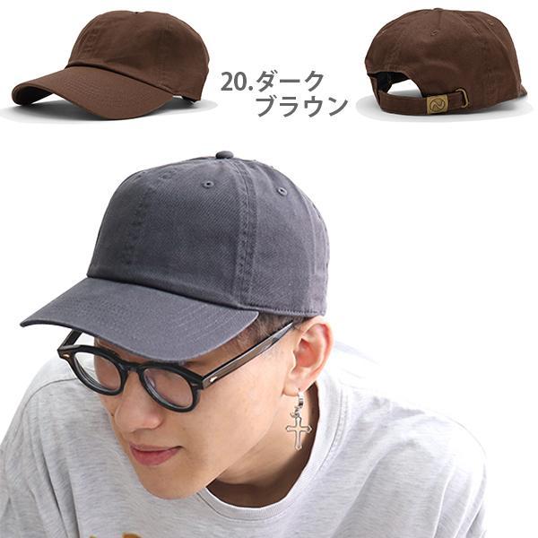 ニューハッタン/NEWHATTAN 1400 CAP ブリムキャップ /帽子 メンズ レディース 全19color デニム ヴィンテージ  ベースボー|bobsstore|07