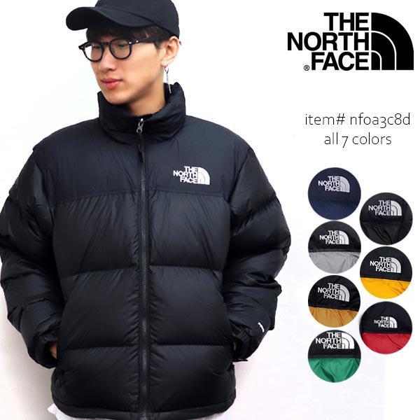 ノースフェイス【THE NORTH FACE】MEN'S 1996 RETRO NUPTSE JACKET NF0A3C8D ヌプシダウンジャケット アウター 人気 長袖 ポケッタブル|bobsstore