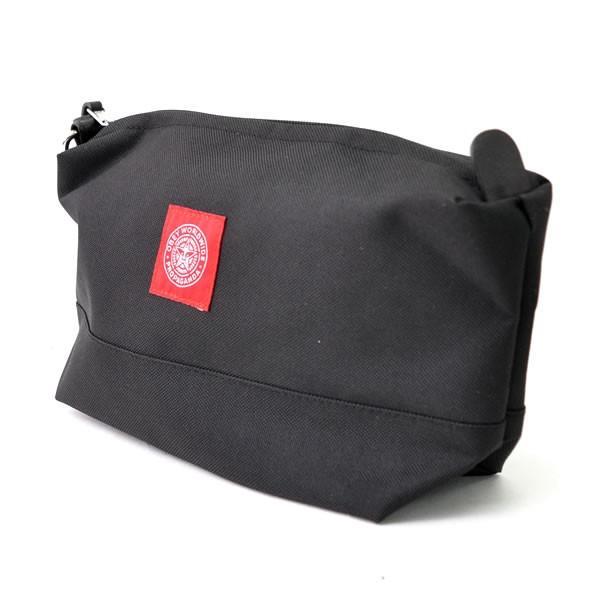 オベイ【OBEY】ポーチ 100010078 REVOLT RED WASH BAG ロゴ バッグ 小物入れ|bobsstore|02