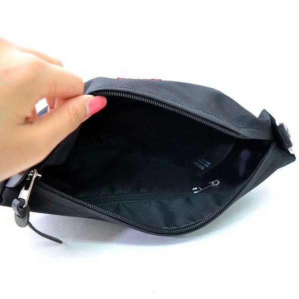 オベイ【OBEY】ポーチ 100010078 REVOLT RED WASH BAG ロゴ バッグ 小物入れ|bobsstore|03