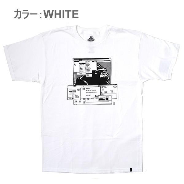 13b48f67ec1 ... エクストララージ X-LARGE ストリート ロゴ Tシャツ OG INTERFACE SS TEE M17A1132 WHITE ...
