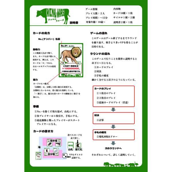アニマルウォーズ〜弱肉強食戦争〜|bodomart|06