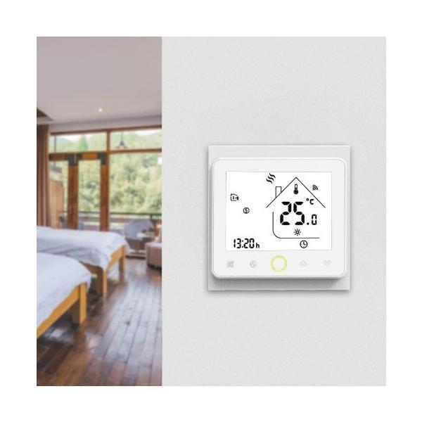 遠赤外線床暖房 WiFi対応床暖房用温度コントローラー body-create 03