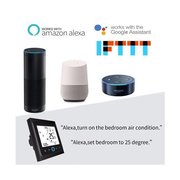 遠赤外線床暖房 WiFi対応床暖房用温度コントローラー body-create 04