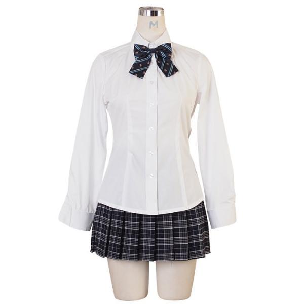 【即日発送】 ハロウィン コスプレ コスチューム一式 制服 女子高生  ハロウィン 衣装 costume992|bodylinecojp
