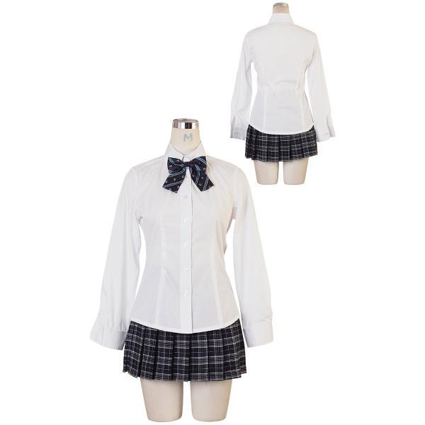 【即日発送】 ハロウィン コスプレ コスチューム一式 制服 女子高生  ハロウィン 衣装 costume992|bodylinecojp|02