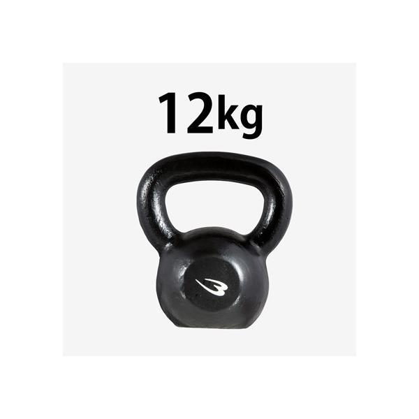 ケトルベル 12.0kg / ダンベル プレート 重り 筋トレ 筋力 筋肉 鉄アレイ トレーニングジム家トレ 自宅トレーニング 家庭用