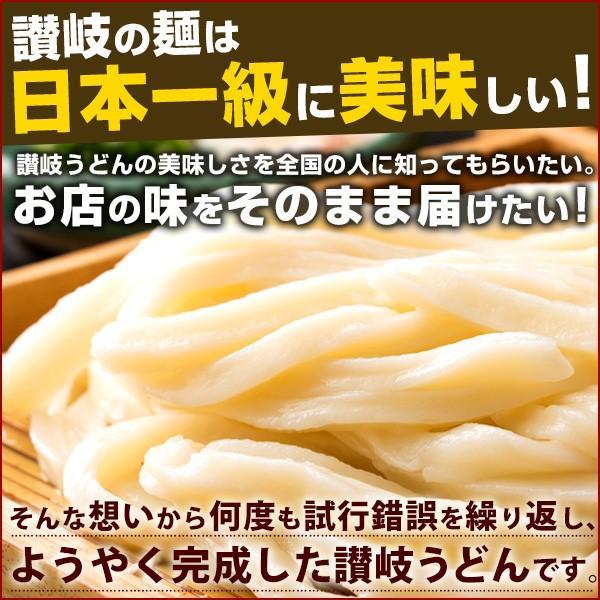 讃岐うどん ご当地うどん 麺が本気で旨い讃岐うどん セット 徳用10人前 福袋 送料無料 ( 特産品 名物商品 )2