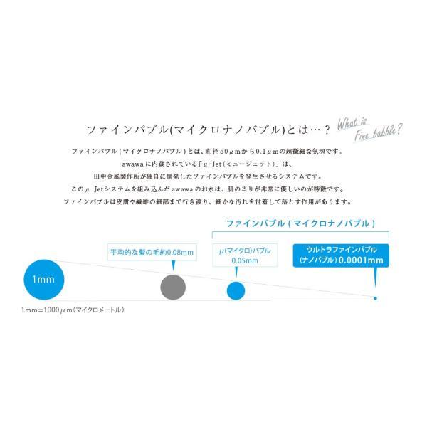 田中金属製作所グループのお店 マイクロナノバブル 蛇口取付 アダプター awawa(アワアワ) bollina 04