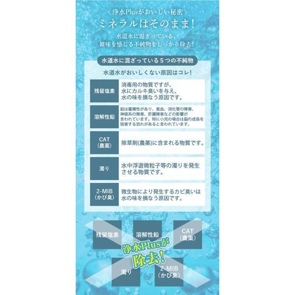 浄水器 蛇口直結型浄水器 長寿命 ランニングコスト 塩素除去 日本製 キッチン用 高性能カートリッジ bollina 05