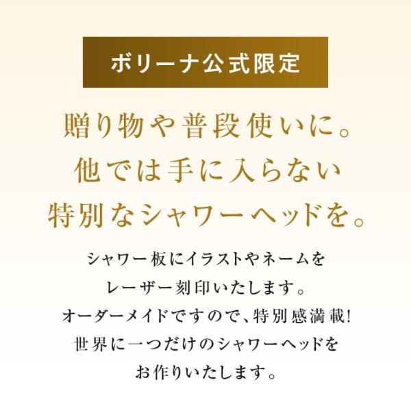 シャワーヘッドマーキング(名入れ)サービス|bollina|02