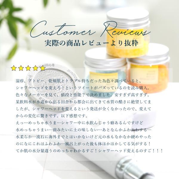 シャワーヘッド 塩素除去 乾燥肌 アトピー対策 マイクロ ナノバブル 浄水カートリッジ2本付 田中金属製作所 プリート|bollina|18