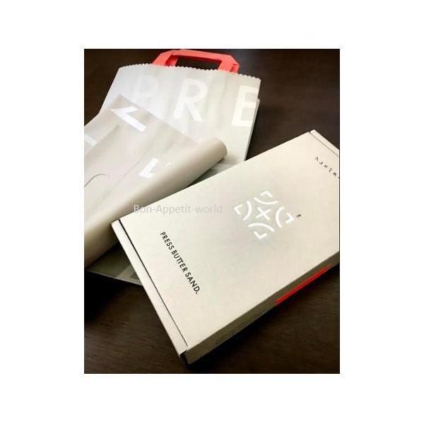 プレスバターサンド9個入りPRESSBUTTERSAND東京土産東京駅お土産袋付きギフトプレゼント