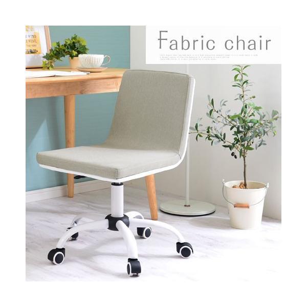 オフィスチェア おしゃれ パソコンチェア ミドルバック デザイン デスク用 PC OA 椅子 イス いす キャスター付き|bon-like|20