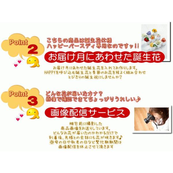 誕生日 誕生花 誕生日 プレゼント 花 Rin Rin フラワー|bon-sense|04