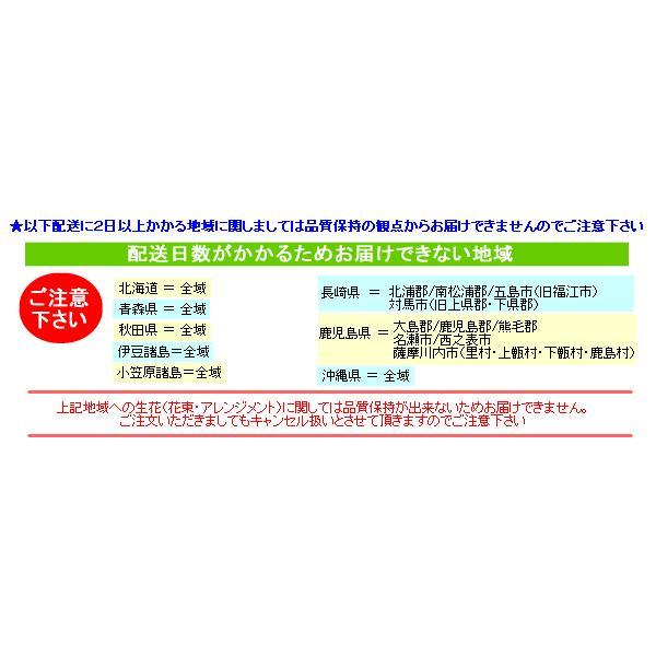 お彼岸 お供え 花 フラワーアレンジメントWMB011|bon-sense|02