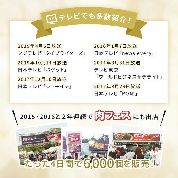 究極のひき肉で作る 牛100%ハンバーグステーキ120gチーズin12個 冷凍 送料無料(本州) 肉 ご飯のお供 お祝いに|bonbori|05