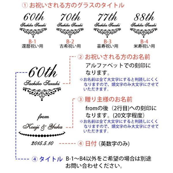 古希のお祝い 赤い純米酒とペアグラスセット 祝寿満開 祝寿ラベル 翌日出荷|bondsconnect|08