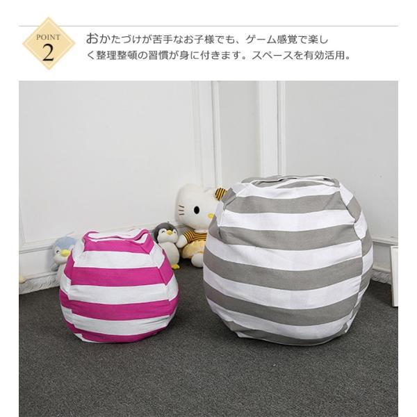3点12%OFF対象 収納バッグ おもちゃ収納袋 便利グッズ 服 ふとん 衣類 寝具 収納グッズ 布団収納 衣類収納 収納袋 ふとん収納 布団収納袋|bonito|04