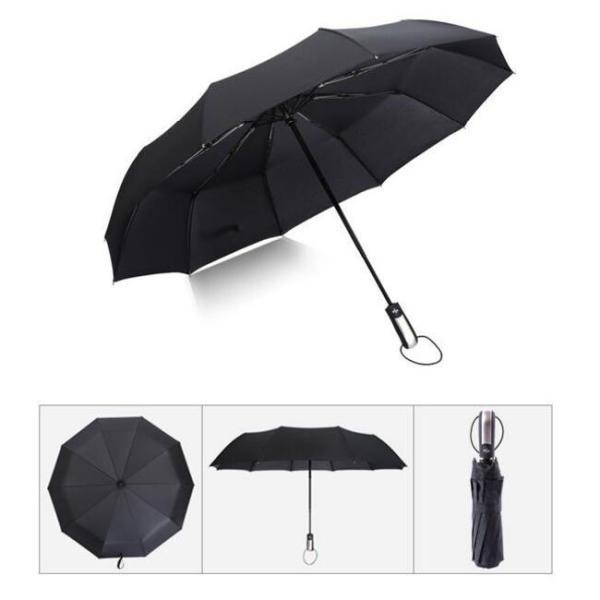 クーポン対象 好評 自動開閉 折りたたみ傘  10本骨 折り畳み傘 日傘 完全遮光 軽量 メンズ レディース 大きい 超軽量 ワンタッチ 丈|bonito|08