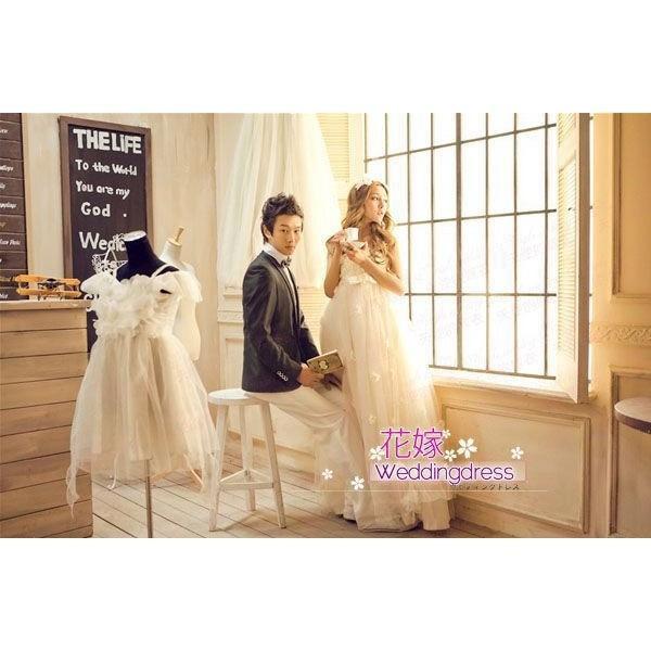 ウェディングドレス 二次会 ウエディングドレス ロング 二次会ドレス パーティードレス ロングドレス 花嫁ドレス イブニングドレス 大きいサイズ 結婚式|bonjia|05