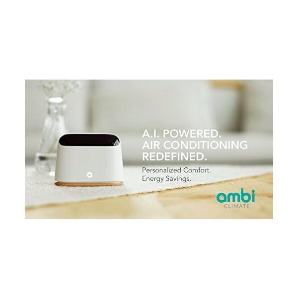 Ambi Climate2(アンビクライメイト2) IoTエアコン リモコン|bonne-journee|03