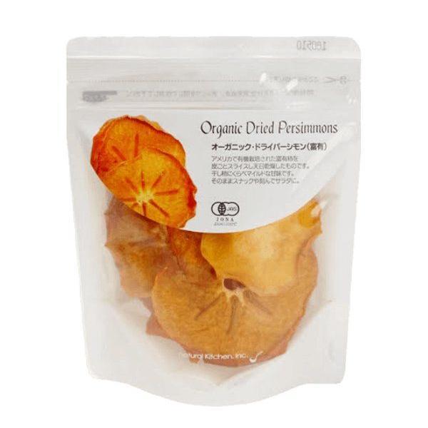 ナチュラルキッチン OGドライパーシモン(富有柿)
