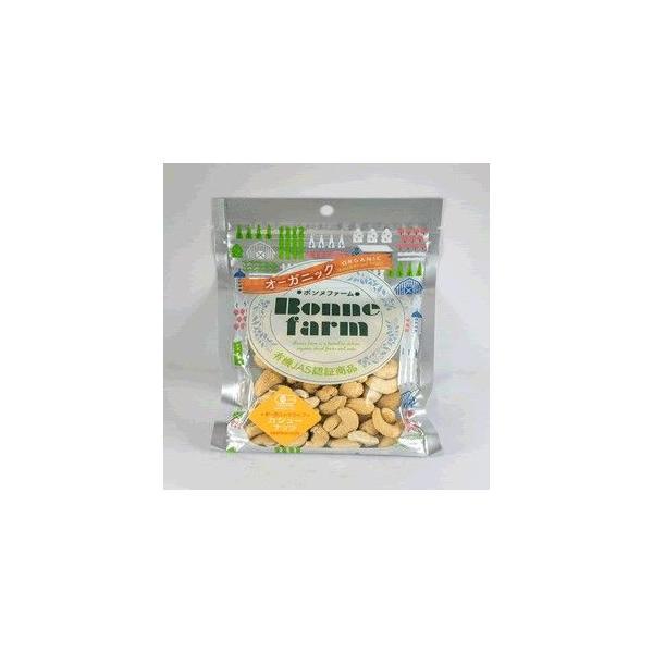 Bonne farm 有機素焼きカシューナッツ